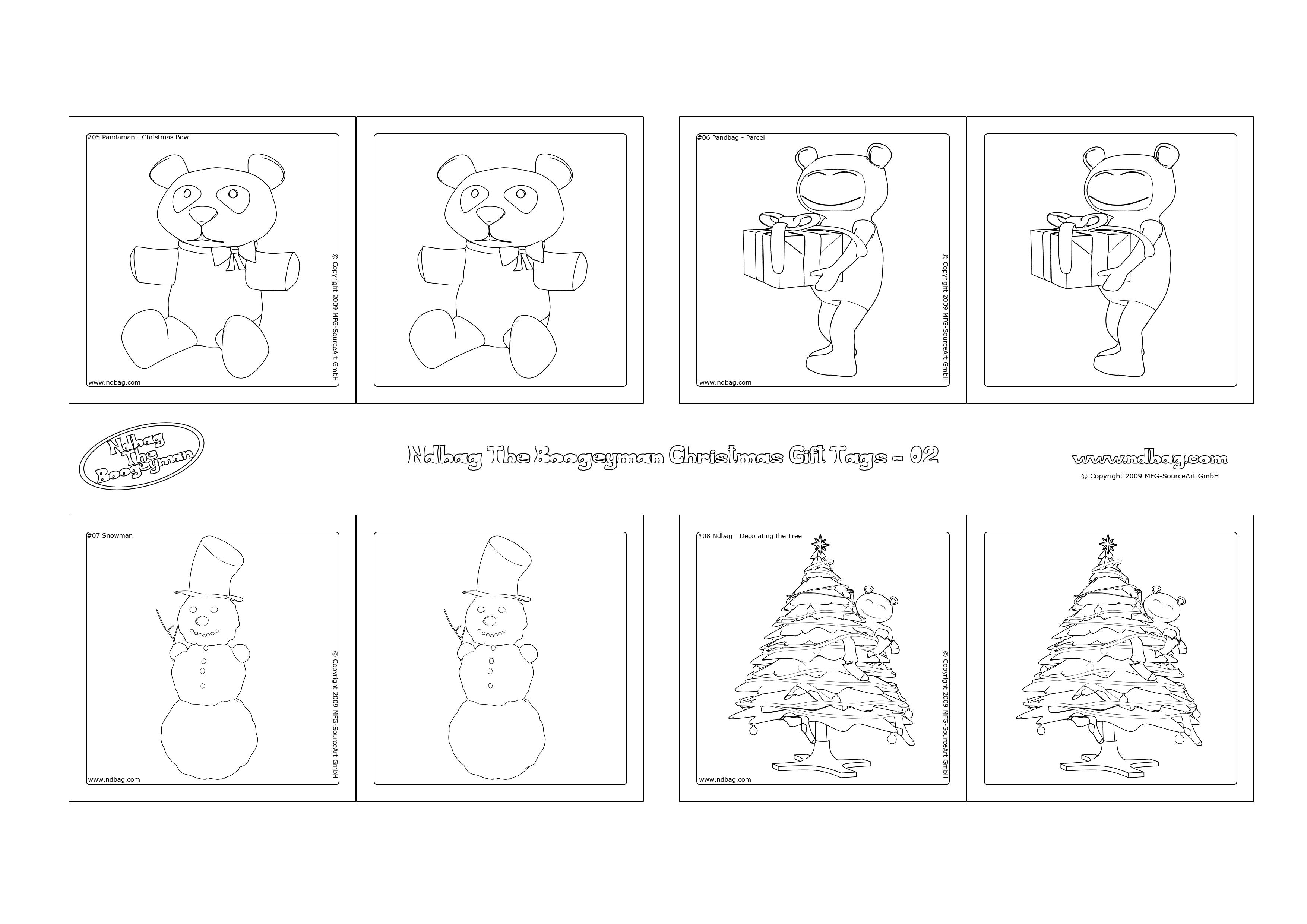geschenk anhänger weihnachten